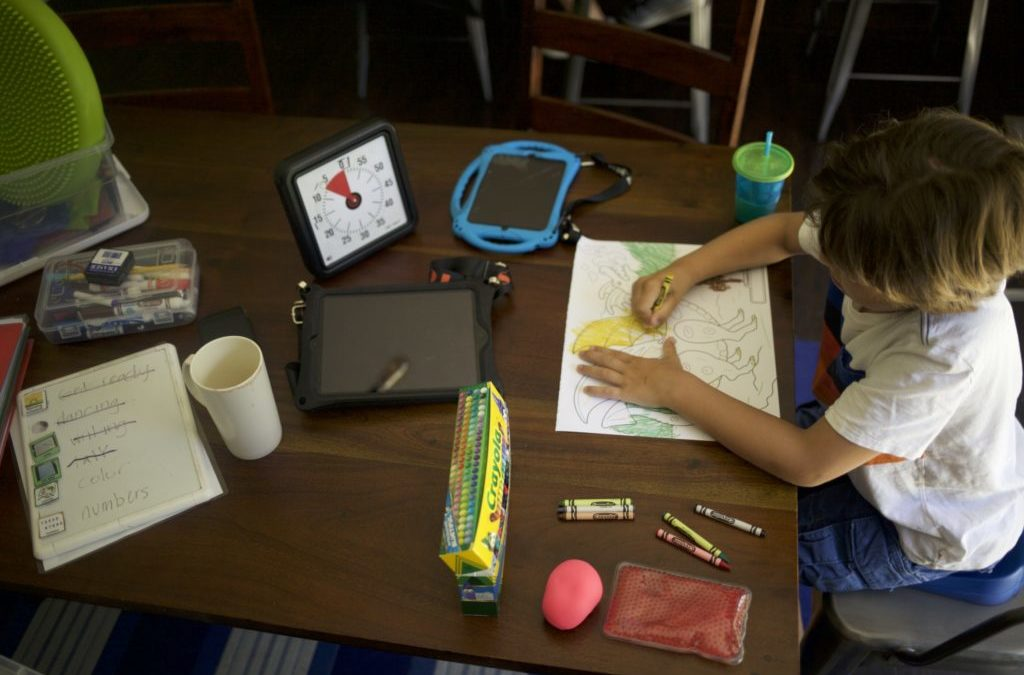 Five Tips to Help Parents Navigate Distance Learning